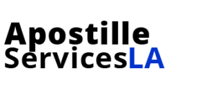 Apostille Services Los Angeles